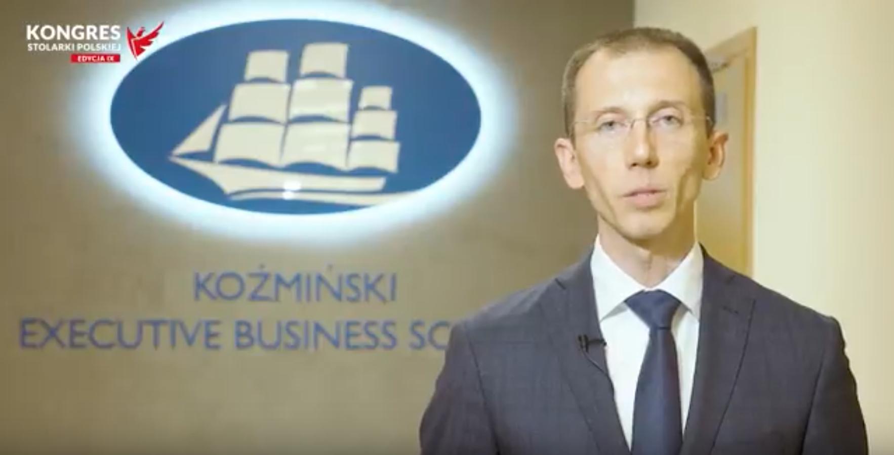 Nikolay Kirov – Wykład Inspiracyjny na Kongresie Stolarki (Wystąpienie Inspiracyjne)