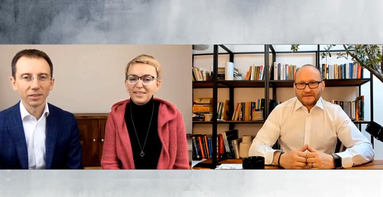 Iwona Bobrowska-Budny i Nikolay Kirov – Kim jest lider, kim jest wirtualny lider?